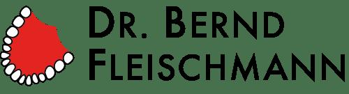 Zahnarzt Dr. Bernd Fleischmann